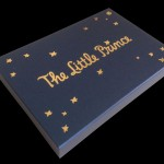 Coffret carton rembordé The Little Prince