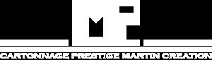logo Cartonnage Prestige Martin Création
